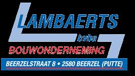 Lambaerts BVBA - Bouwonderneming